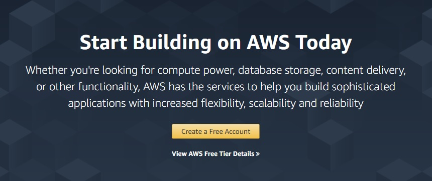 Best cloud hosting providers - Amazon AWS